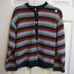 Deux par deux Knit Vest Girl Size 10